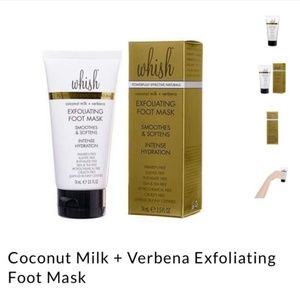Exfoliating Foot Mask by Whish